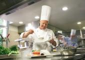 Mark Meurin - la grande chef chateau de beaulieu restaurant