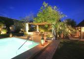 outdoor pool luxury vacations in Spain