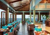 hilton northome resort restaurant sea view