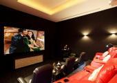 cinema room kalipay luxury villa rental thailand