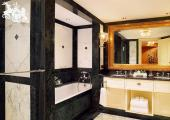 stylish ensuite bathroom hotel imperial vienna