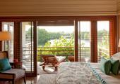 nice exotic view hotel mauritius suite design
