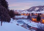 winter ski holiday jackson hole hotel