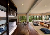 spacious modernly furnished luxury villa rental