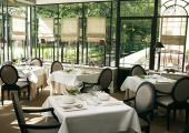 luxury restaurant le meurin chateau de beaulieu