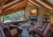 catalonia hotel villa living room luxury accommodation