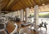 amanyara hotel fitness centre caribbean holiday