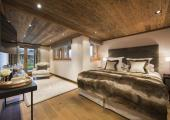 luxury guestroom at chalet sirocco
