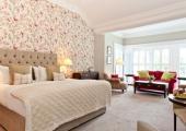 british interior luxury design suite