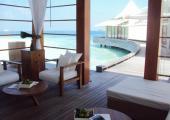outdoor living w retreat Maldives