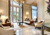 presidential suite luxury decoration hotel singapore