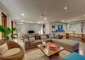 indoor modern design luxury rental