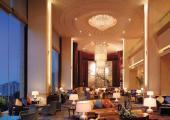 hotel lobby cafe unique stylish
