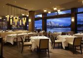 dining room hotel restaurant view sydney opera house
