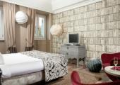 city hotel rome luxury interior