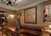 stylish interior boutique hotel