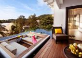 Phuket outdoor private pool