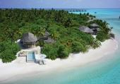 paradise maldive island luxury retreat