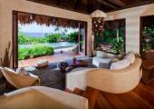 panoramic view from luxury bungalow laucala resort