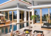 great outdoor luxury experience villa in Thailand