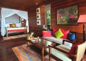 hilton seychelles villas exotic