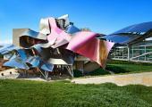 architectural masterpiece hotel marques de riscal