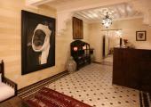 oriental Moroccan interior hotel