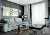 the baume paris hotel elegantly furnished suite