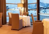 luxury hotel restaurant intalian food excellent view