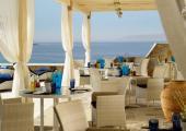 luxury restaurant mykonos grand hotel