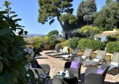 hotel la perouse summer solarium and garden