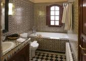 bathroom oriental design Marrakesh holidays