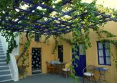 santorini cheap accommodation hostel