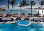 exotic trip st barts hotel luxury swimming pool