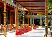 Maldives exotic restaurant resort w