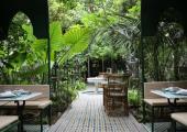 Marrakech luxury hotels patio