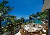 luxury exotic holidays at Lombok villa