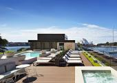 park hyatt hotel rooftop swiming pool