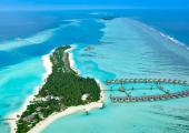 heavenly beautiful resort Maldives villas rentals