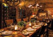 wine cellar rustic lodge lake placid new yotk