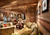 french alps st. martin hotel lobby