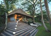 charming tropical outdoor fiji resort