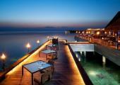 luxury resort romantic exotic trip maldives