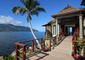 exotic spa center seychelles vacations
