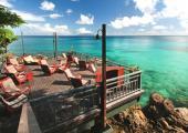 sunbathing exotic tropical holidays