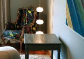 southern french boutique hotel interior design
