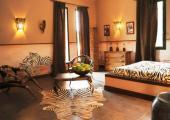 interior african suite villa