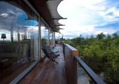 Suite outdoor sitting area