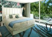 luxury hotel superior room view pool