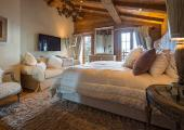 chalet villa rental swiss alps ski holiday